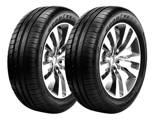 Kit 2 Goodyear Efficientgrip 205/60 R16 92v P/ Fluence