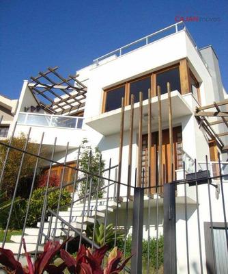 Casa Com 5 Dormitórios (2 Suítes) E Quatro Vagas No Bairro Imperial Park - Ca0219