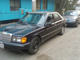 Mercedes-benz Clase E 190e