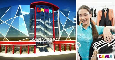 Alquiler De Stand En Gama Gamarra Moda Plaza