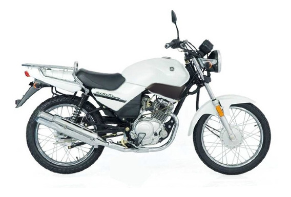 Yamaha Ybr 125c Express 2019 Blanca