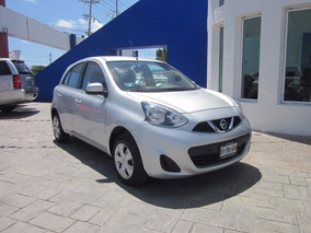 Nissan March Sense 2016 Carflex Cancun