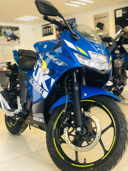 Motocicleta Suzuki Gixxer Sf 2020 Nueva