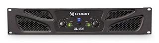 Crown Xli800 Dos Canales, 300 W A 4¿ Amplificador De Pote