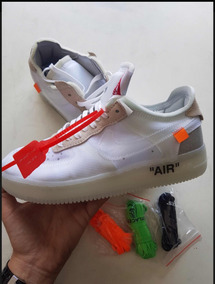 Nike Air Force One X Off White Importado