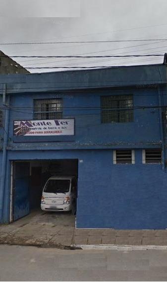 Salão À Venda, 185 M² Por R$ 690.000,00 - Mooca - São Paulo/sp - Sl0156