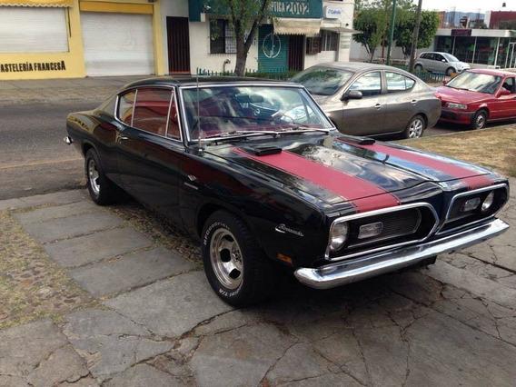 Carro Clasico Plymouth Barracuda 1969