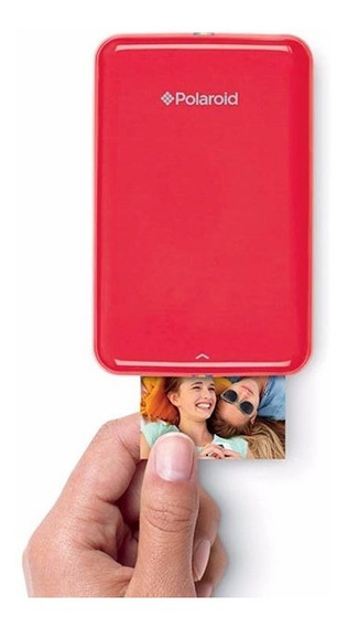 Impresora Portátil Polaroid Zip Printer Red