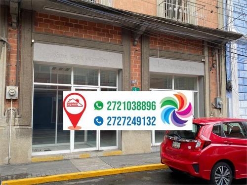 Imagen 1 de 5 de Local Comercial En Renta Orizaba Centro