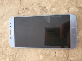 Samsung Galaxy J730g/ds 64gb Tela Quebrada/placa 100% Peças