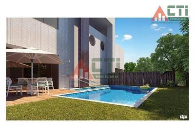 Apartamento Residencial À Venda, Várzea, Recife. - Ap0514