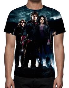 Camisa, Harry Potter E O Cálice De Fogo