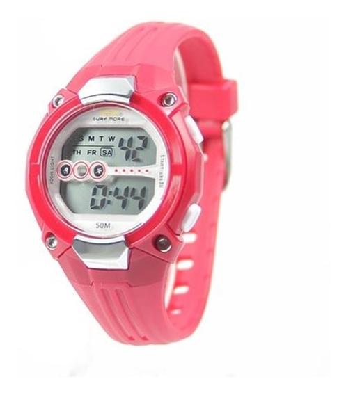 Relógio Surf More Feminino Esportivo 6550491f Vm