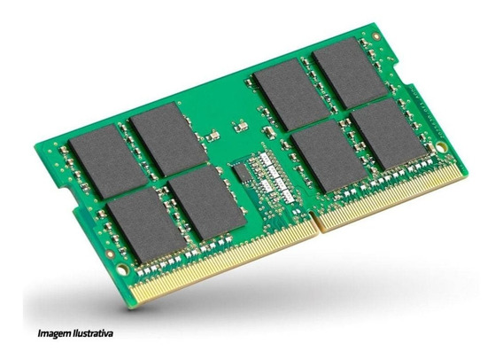 Memória Note 16gb Kcp424sd8/16 Ddr4 Sodimm Apple, Acer, Dell