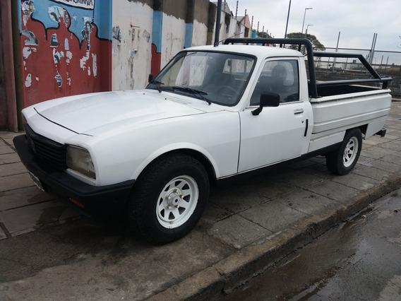 Peugeot 504 2.0 Pick Up Gd 1988