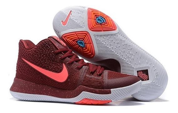 Tenis Nike Kyrie 3 Irving Pronta Entrega Na Caixa