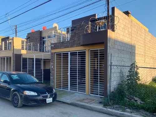 Casa En Renta Cerca De Via Rapida En Col. Mineral De Santa Fe, Tijuana B.c.