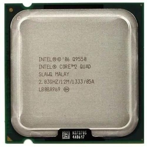 Processador Intel Core2 Quad Q9550 2,83 Ghz. 12mb Cache L2.