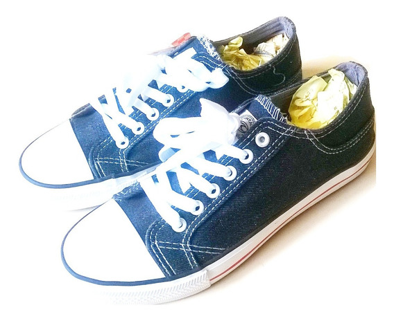 Zapatos Contact Unisex Tipo Convers Jeans S10