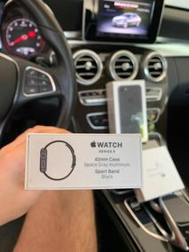 Apple Watch 3 42mm Preto