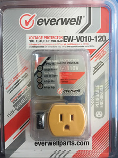 Protector 110v 20amp Nevera Y Aire Everwell
