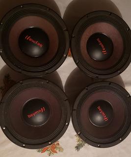 Medios 10 Pulgadas Beyma Pro 10mi. 18sound Orion Jbl (120)