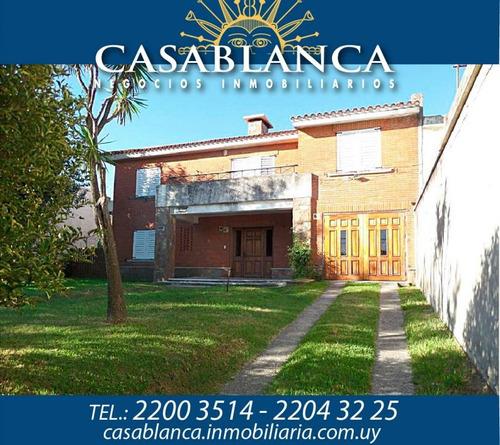 Casablanca - Hermosa Residencia, Terreno De 2364m2.