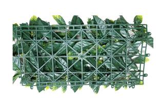 Cerco Artificial 50x50 Hoja Verde Proteccion Uv Decored