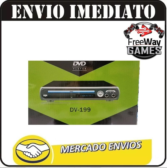 Dvd Player Evd Dv-199 + Nfe