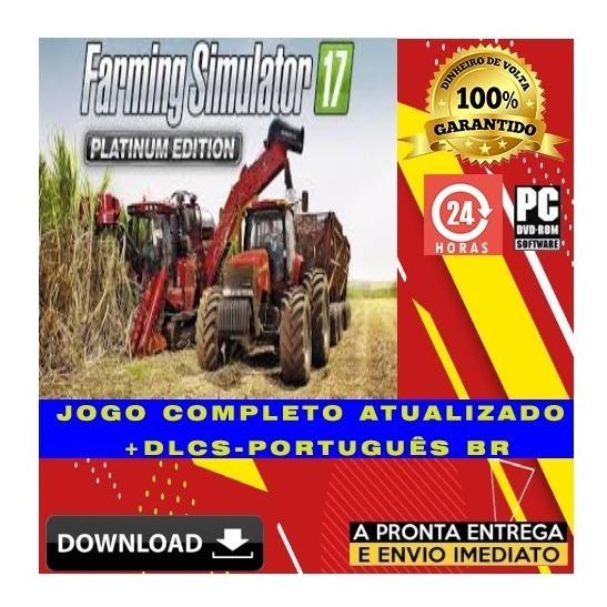 Farming Simulator 2017 - Todas Dlc