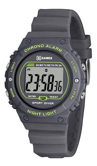 Relógio Digital Esportivo X-games Xkppd063 Bxgx