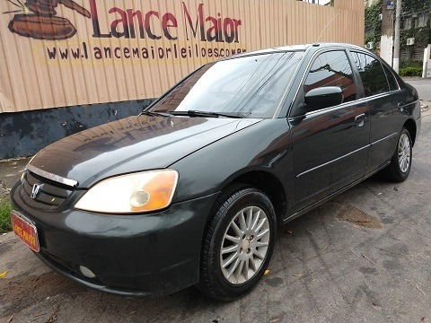 Honda Civic Sedan Lx Aut 2002