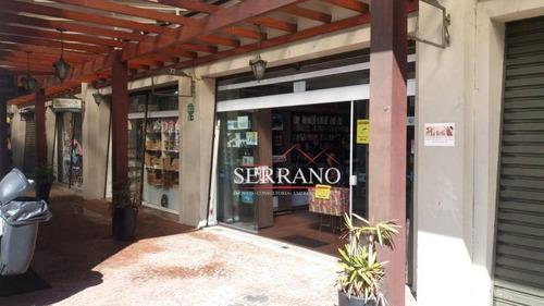 Loja Para Alugar, 34 M² Por R$ 3.000,00/mês - Centro - Valinhos/sp - Lo0007