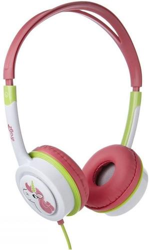 Ifrogz Ifltrc-little Rockers Auriculares Rosado/verde