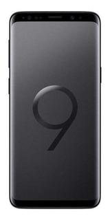 Samsung Galaxy S9 Duos - Preto-meia-noite - 128 GB - 4 GB
