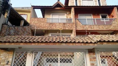 Imagem 1 de 16 de Sobrado Com 03 Dormitórios E 223 M² | Vila Maria Alta , São Paulo | Sp - Sb144677v