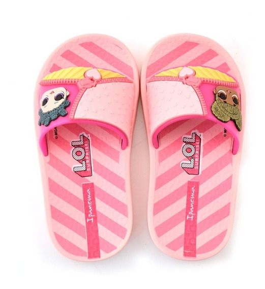 Chinelo Slide Infantil Lol Surprise - 26326