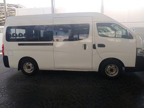Nissan Urvan Pasajeros