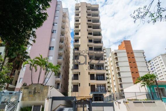 Apartamento Com 3 Dormitórios À Venda, 107 M² Por R$ 690.000,00 - Cambuí - Campinas/sp - Ap2465