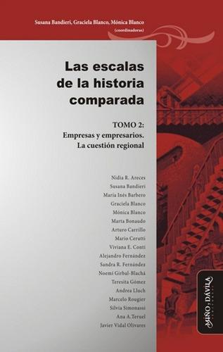 Imagen 1 de 2 de Las Escalas De La Historia Comparada. Tomo 2