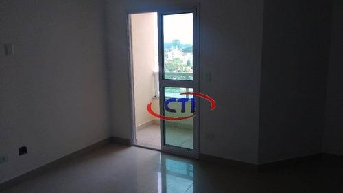 Imagem 1 de 15 de Apartamento À Venda, Vila Santa Terezinha, São Bernardo Do Campo. - Ap2192