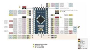 Arduino Pro Mini 328 Arduino Microcontrolador Mega 328