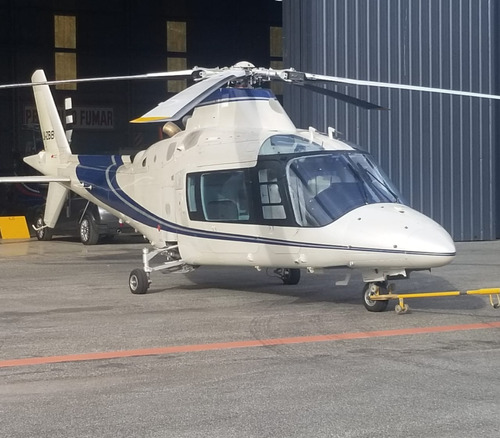 Helicoptero Agusta 7 Pasajeros 1999 Bimotor Charliebrokers