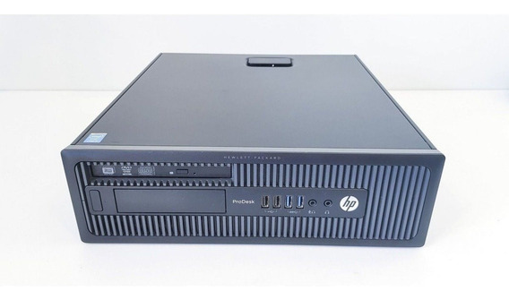Computador Hp Prodesk 600 G1 I5 4gb 500gb Desktop