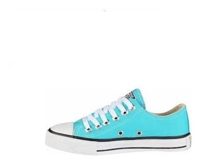 Tênis Converse All Star Ct Core Hi Azul Turquesa