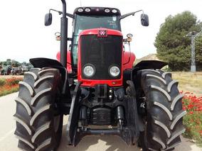 Maquinaria Agrícola Tractor Massey M. 6485