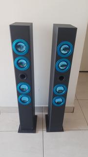 2 Torre Parlante Noga Ngs-b1019 Bluetooh