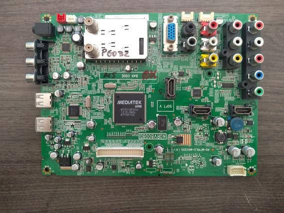 Placa Principal Tv Philco Ph32m4
