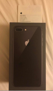 iPhone 8 Plus Space Gray - 64gb
