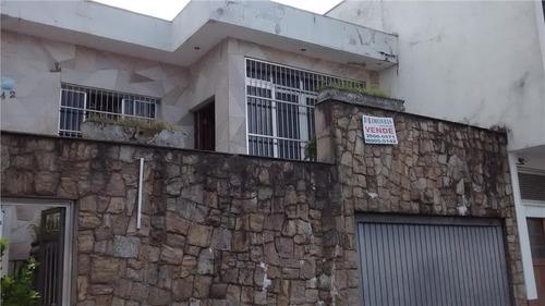 Sobrado  Residencial À Venda, Mooca, São Paulo. - So0675